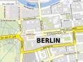 Stadtplan von Berlin (Grafik: Mapz.com)