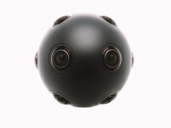 Virtual-Reality-Kamera Ozo (Bild: Nokia)