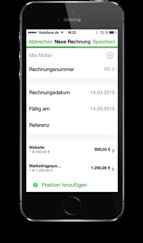 Sage One Angebot Rechnung Nun Für Einen Euro Pro Monat Erhältlich