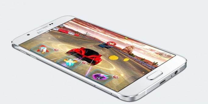 Samsung Galaxy A8 (Screenshot: ITespresso)