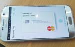 Samsung Pay wird nun in der Praxis erprobt