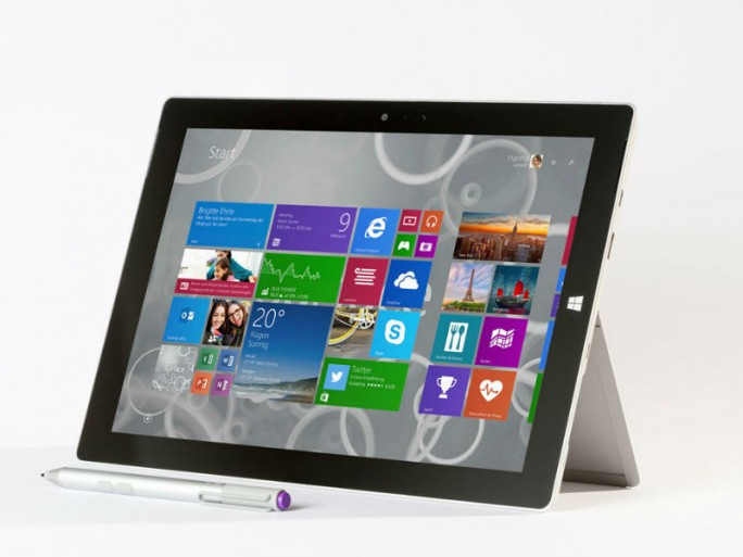 surface3 (Bild: Microsoft)