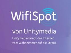 Unitymedia WifiSpot (Bild: Unitymedia)
