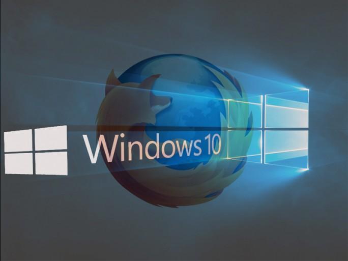 Windows 10 Firefox (Grafik: ITespresso)