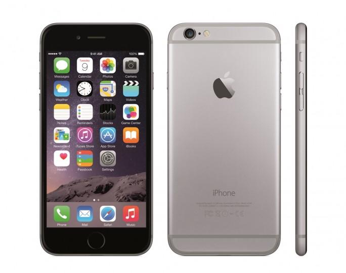 Ikone des Mobilzeitalters: das Apple iPhone. Das Bild zeigt das iPhone 6. (Foto: Apple)