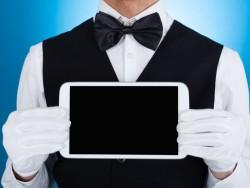 Sixtyone Minutes hat App für Butler-Service an Firmennutzer angepasst (Bild: Shutterstock/Andrey Popov)