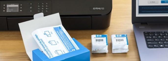 HP Instant Ink (Bild: HP)
