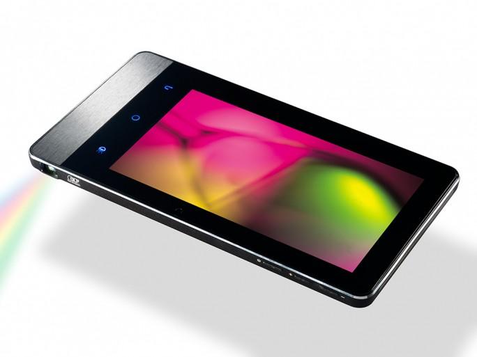 Aiptek ProjectorPad P70 (Bild: Aiptek)