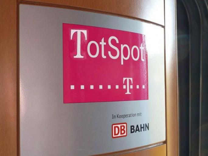 Totspot Bahn (Grafik: ITespresso)