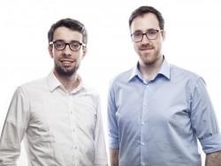 Arkadi Jampolski und Jan Hase, die beiden Gründer von Wunderflats (Foto: Dan Safier)
