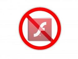 Flash Player unerwünscht (Bild: ITespresso mit Material von Shutterstock und Adobe)