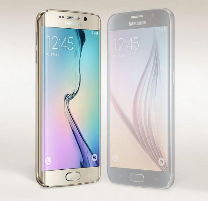 Galaxy S6 und Galaxy S6 Edge (Bild: Samsung)