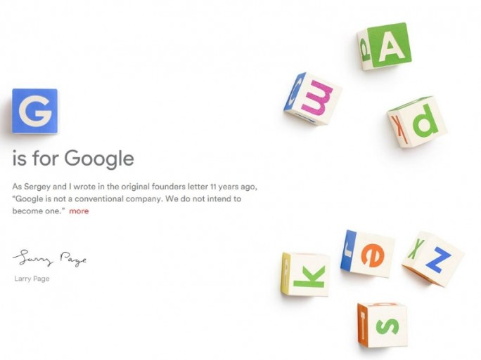 google-alphabet (Screenshot: ZDNet)