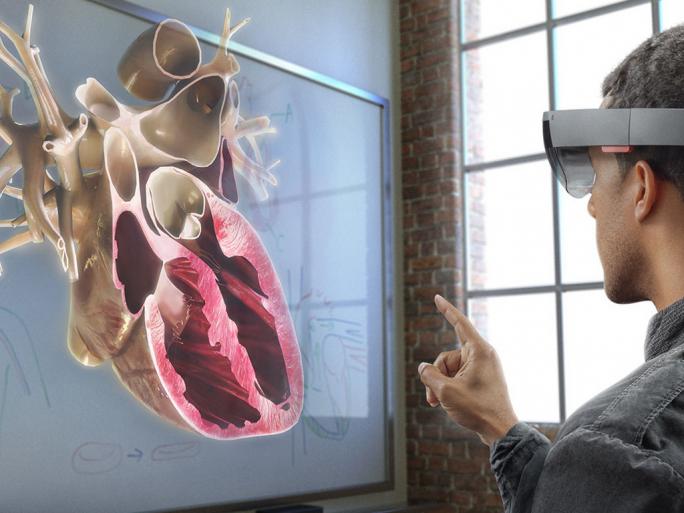 HoloLens (Bild: Microsoft)