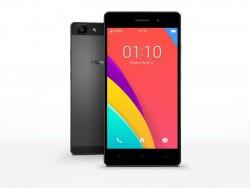 Das Oppo R5s ist mit einer Bauhöhe von 4,85 Millimetern eines der dünnsten Smartphones der Welt (Bild: Oppo).