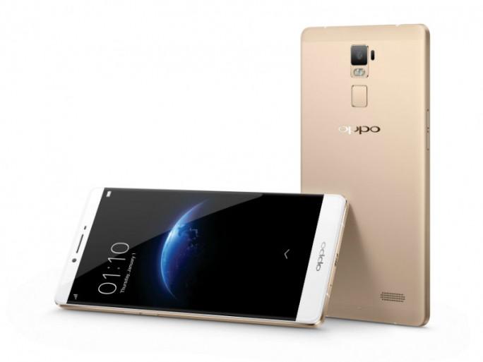 Oppo R7Plus (Bild: Oppo)
