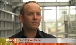 Zalando abgemahnt: Marketingexperte Philipp Riem rät Verbrauchern im NDR, sich nicht von Anbeitern emotional unter Druck setzen zu lassen (Screenshot: ITespress bei NDR.de)