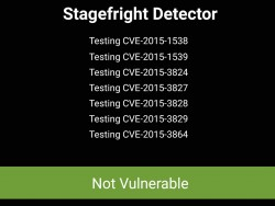 stagefright-cyanogenmod (Screenshot: ZDNet.de))