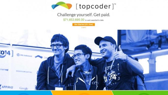 Anspruchsvoll: Topcoder bietet Zugriff auf Technikspezialisten aus Design, Entwicklung und Datenanalyse. (Screenshot: Mehmet Toprak)