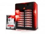WD offeriert HDD-Reihen Red Pro und Black jetzt mit bis zu 6 TByte Speicher