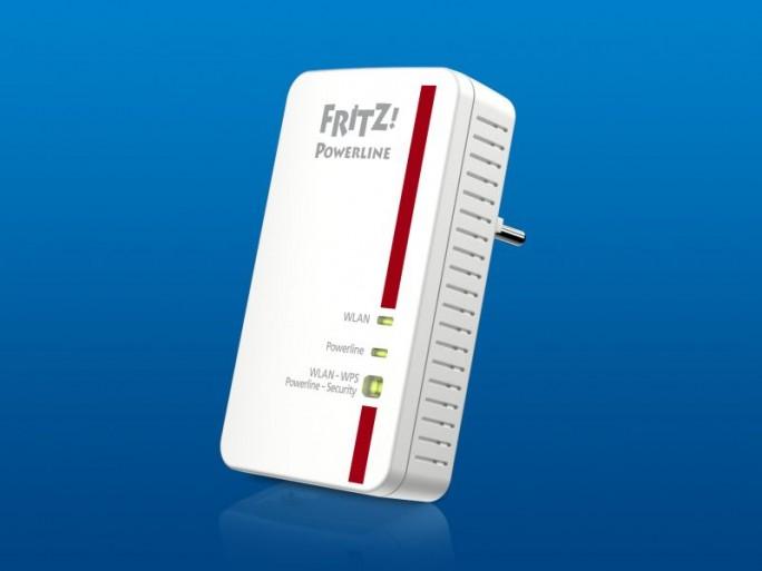 Der Fritz Powerline 1240E wird im vierten Quartal 2015 zur UVP von 149 Euro auf den Markt kommen (Bild: AVM).