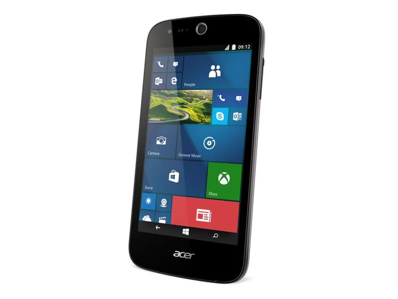 Acer kündigt günstige 4,5-Zoll-Smartphones mit Android und ...