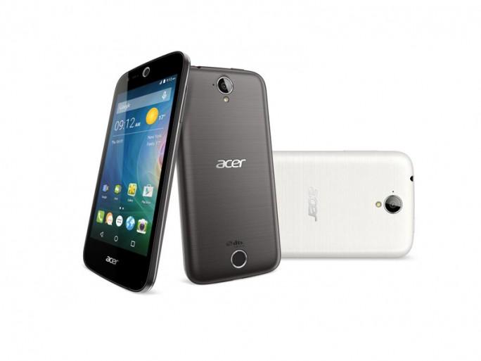 Liquid Z330 und Liquid Z320 (Bild: Acer)