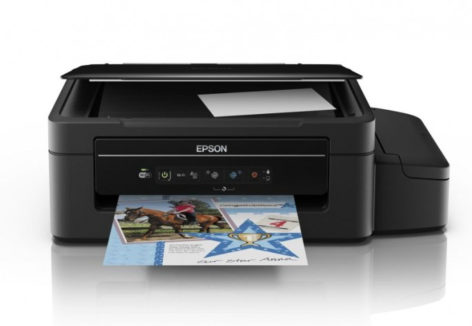Epson EcoTank-Drucker ET-2500 (Bild: Epson)