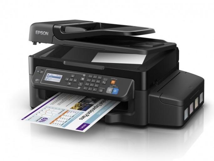Epson EcoTank-Drucker ET-4500 (Bild: Epson)
