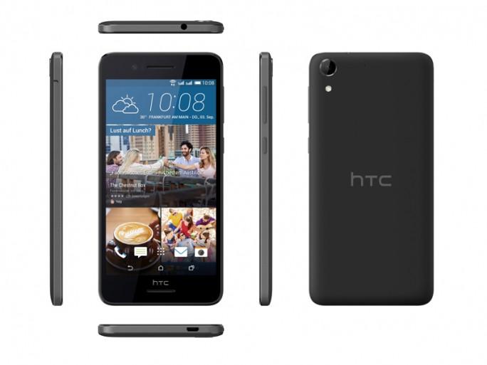 HTC Desire 728G (Bild: HTC)