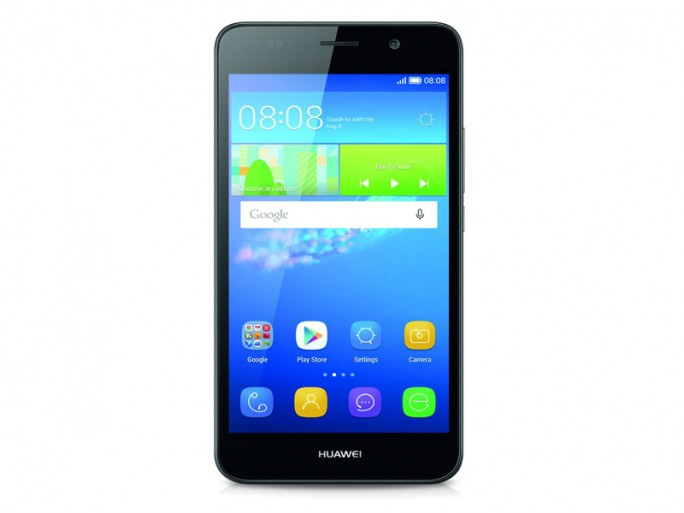 Das bis auf Display und Akku weitgehend gleich ausgestattete Huawei Y6 soll ebenfalls bald  für 149 Euro erhältlich sein (Bild: Huawei).
