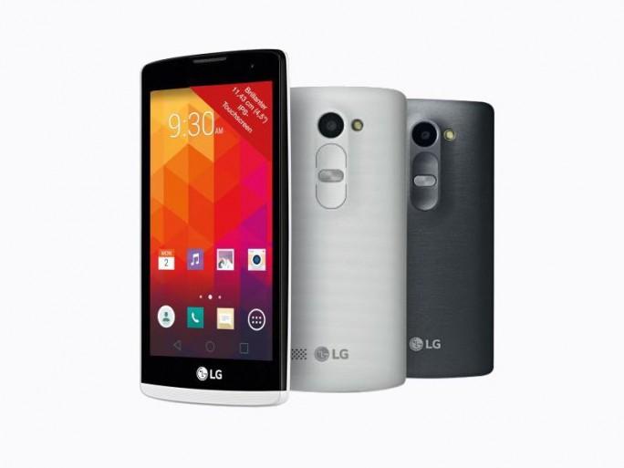 LG Leon (Bild: Aldi Nord)