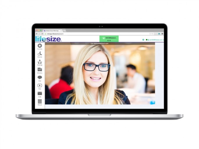 Lifesize_Cloud_Web_App (Bild: Lifesize)