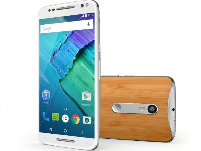 Moto-X-Style_Front_Back_Bamboo (Bild: Motorola)