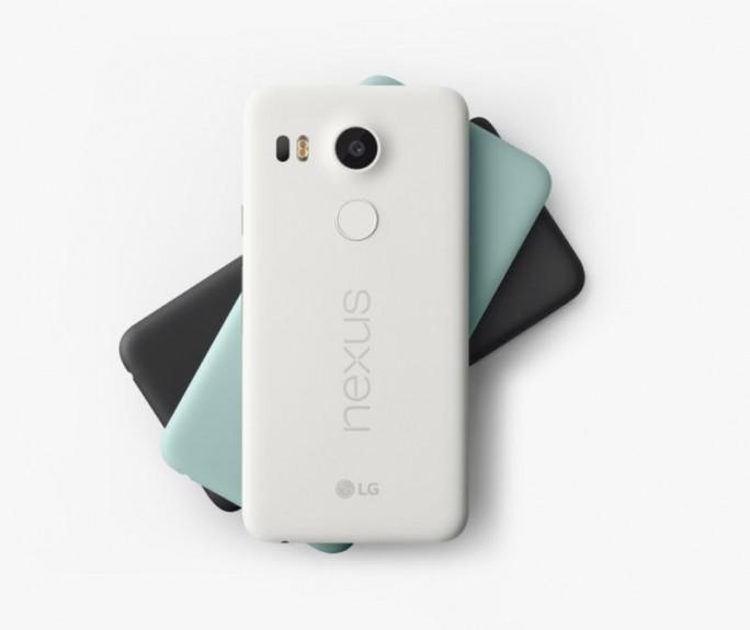 Das Nexus 5X wird wie bereits das Nexus 5 von LG gefertigt (Bild: LG Electronics)