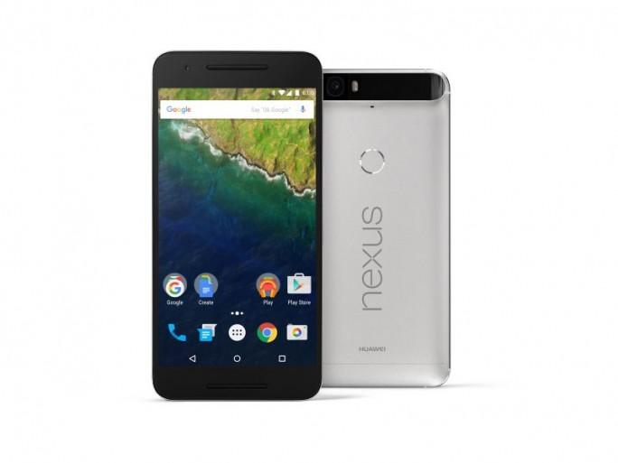 Das Nexus 6P ist das erste Smartphone der Nexus-Reihe mit Metallgehäuse (Bild: Google).