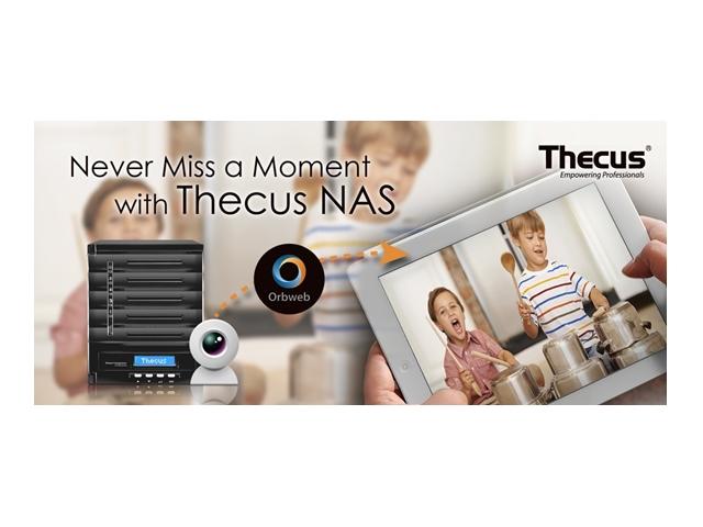 Thecus-NAS (Bild: Thecus)