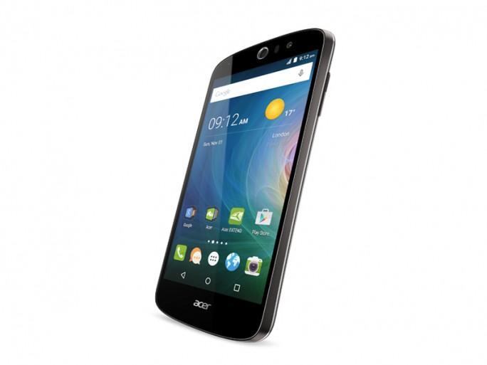 Das Liquid Z530 kommt im Oktober ab 149 Euro in Deutschland in den Handel (Bild: Acer).