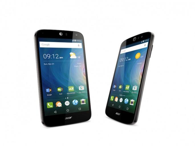 Liquid Z530 und Liquid Z630 (Bild: Acer)