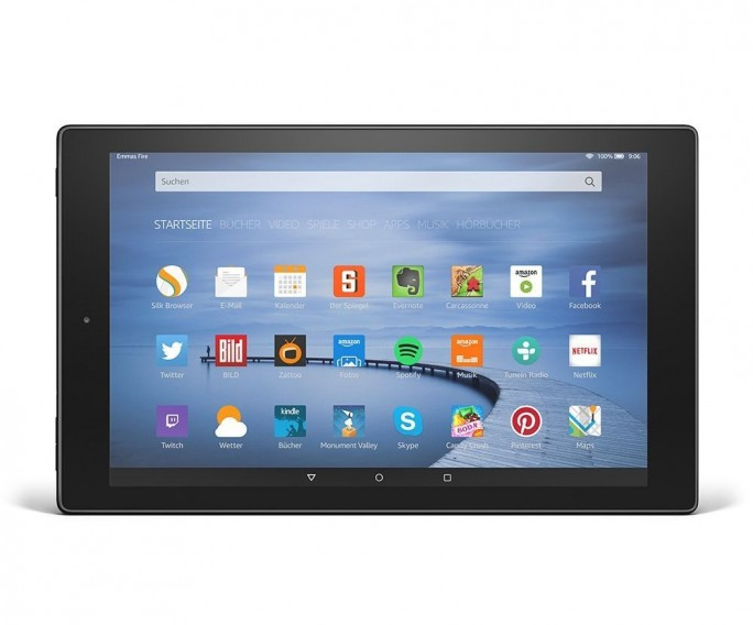 Amazon Fire HD 10 (Bild: Amazon)