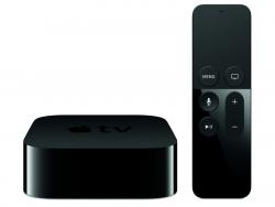 apple-tv-mit-fernbedienung (Bild: Apple)
