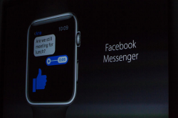 apple-watch-facebook-messenger (Bild: James Martin/CNET)