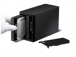 Buffalo Linkstation 520D LS520D (Bild: Buffalo Technology)