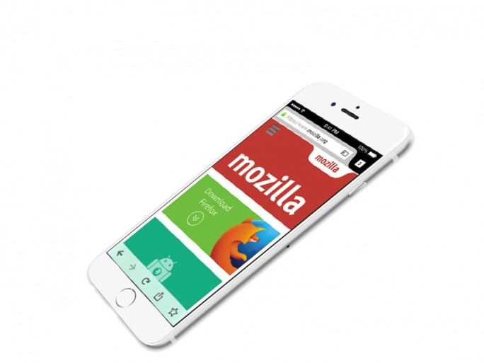 Firefox auf iPhone (Bild: Mozilla)