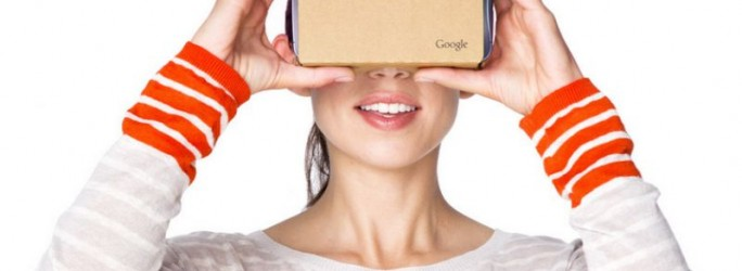 Google Cardboard (Screenshot: ITespresso).