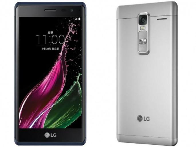 Das LG Class ist das erste Android-Smartphone der Koreaner mit Unibody-Metallgehäuse (Bild: LG Electronics).