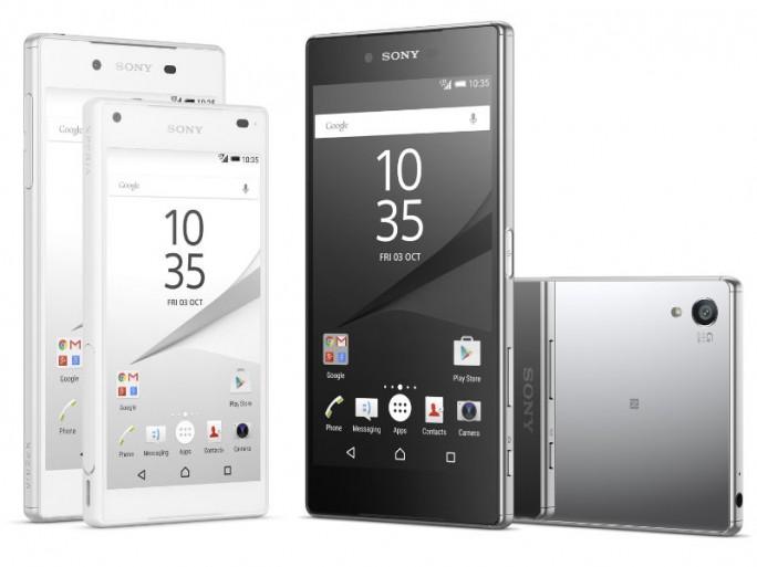 Smartphone-Reihe Xperia Z5 (Bild: Sony)
