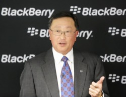 Blackberry-CEO John Chen (Bild: Blackberry)