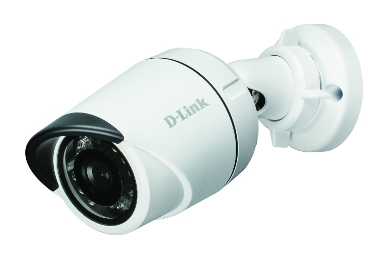 Vigilance: D-Link stellt drei Outdoor- und zwei Indoor-Kameras vor