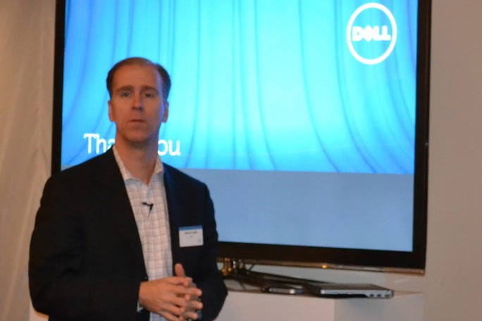 Dell Steve Lalla Vice president and General Manager, Commercial Client Software & Solutions